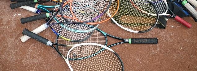 Club de tennis à Paris